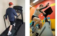 Treadmill or Exercise Bike?