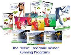treadmill running program