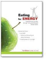 Eating For Energy Cover Image