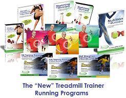 treadmill running program